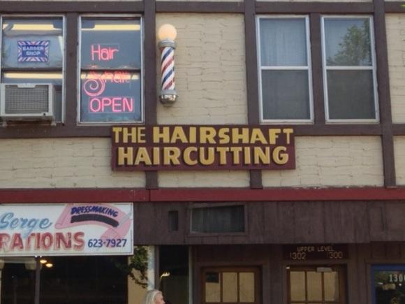 Hairshaft
