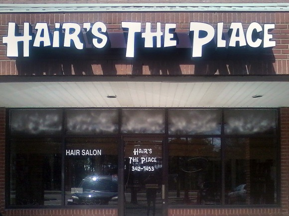 Hairstheplace